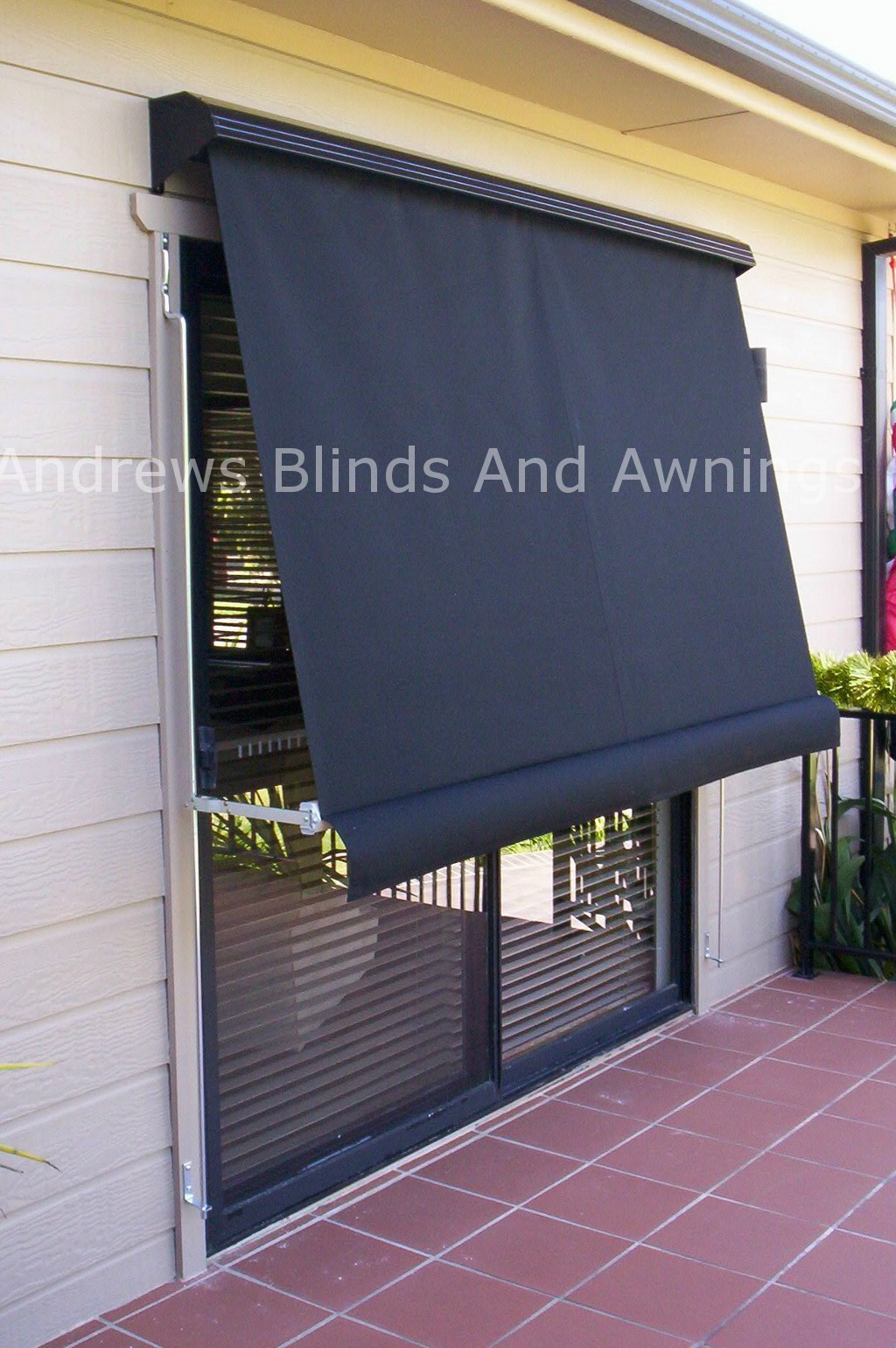 J  J Siding and Window Sales, Inc. Fabric Awnings Page